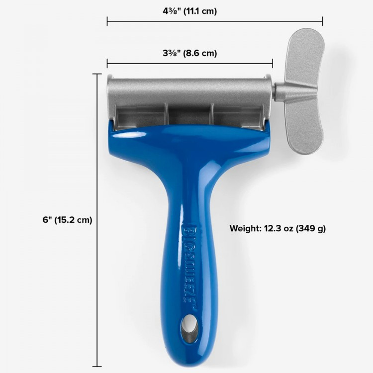THE big squeeze / / / / / / / / / / / // // / // / / /> /> Product Dimensions #TubeSqueezer #SqueezeTube #TubeWringer #TubeSquasher