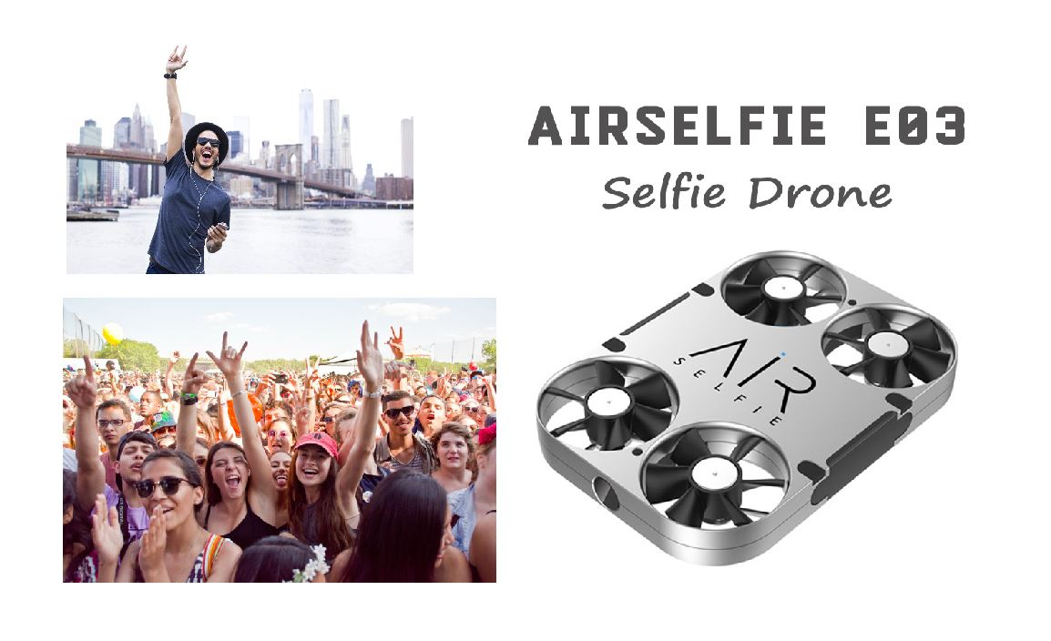 AIR SELFIE AUSTRALIA - New Hovering Drone that takes Selfies hands Free
