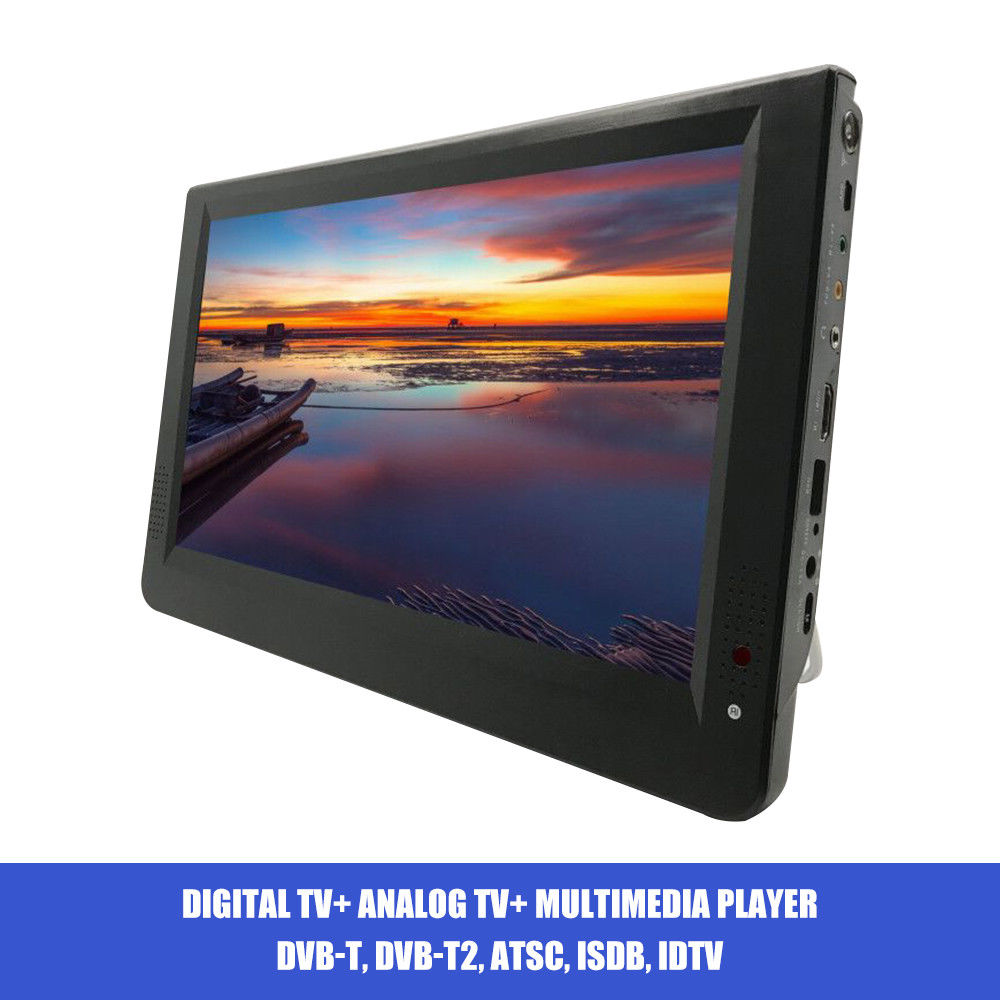 PORTABLE TELEVISION AUSTRALIA - DIGITAL DTV works in