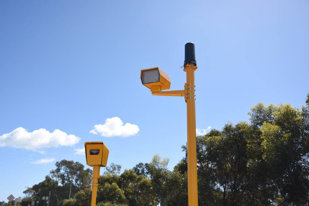 Speed Camera Alert Device Australia